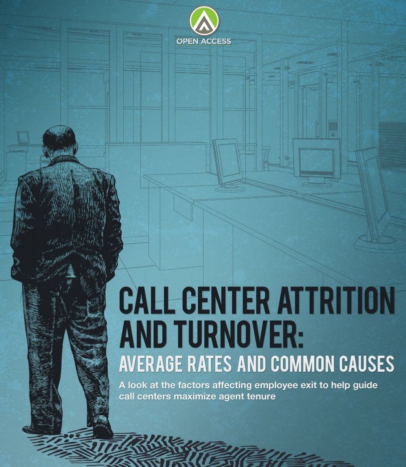 Studies - Call Center Attrition and Turnover: Average Rates and Common Causes