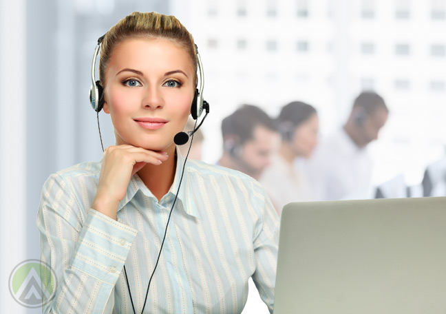 female-customer-service-representative-waiting-for-call