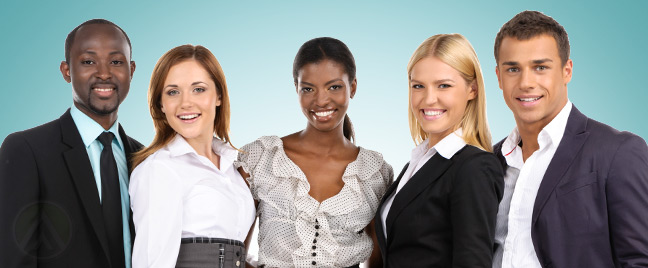 diverse-group-of-smiling-business-people