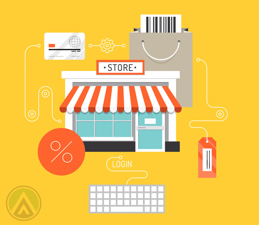 E-commerce-store