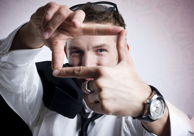 businessman-making-framing-gesture-with-hands