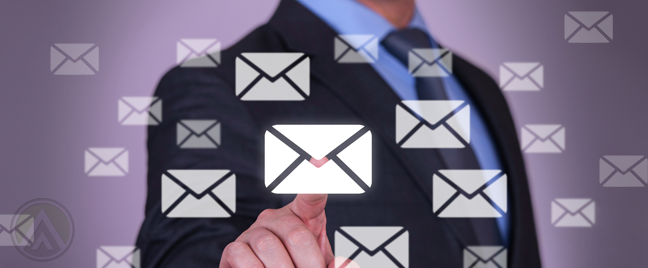 faceless-businessman-pushing-an-email-icon-surrounded-by-envelopes