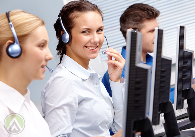 smiling-customer-service-call-center-agents