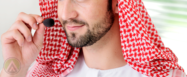 male-arabic-call-center-agent