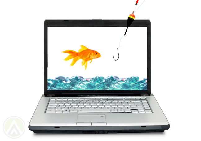 laptop-with-goldfish-and-fishing-hook
