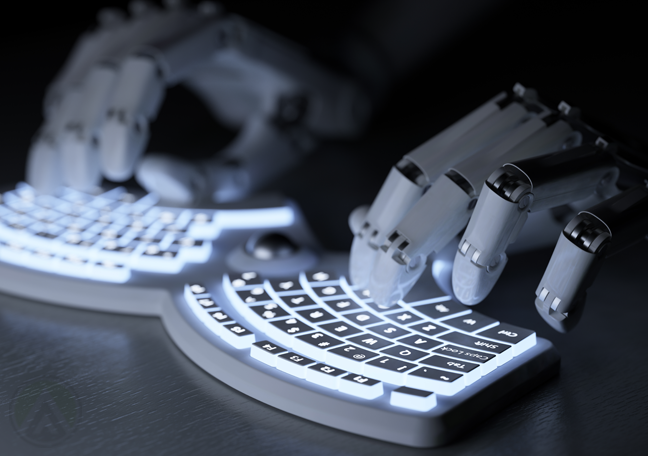 robot-hands-using-keyboard