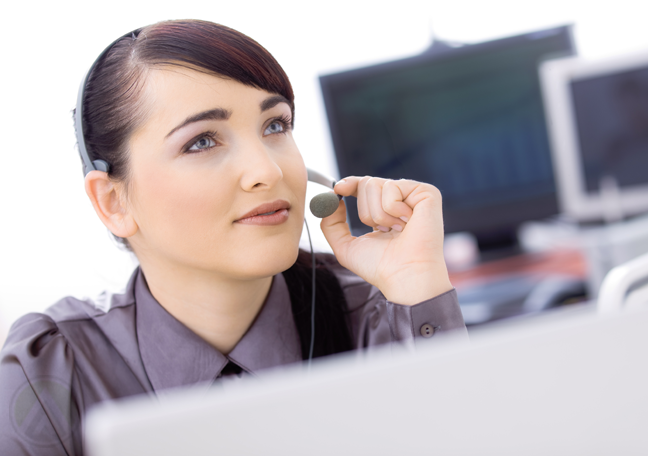 female-call-center-agent-listening-to-customer-service-caller