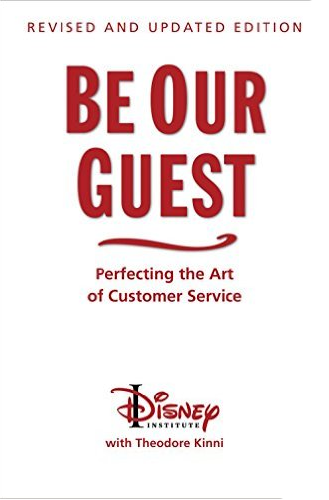 Be Our Guest book cover