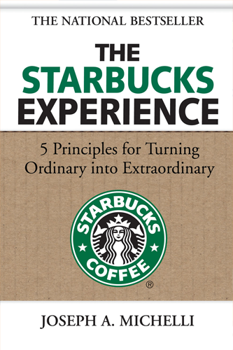 The Starbuck Experience book cover