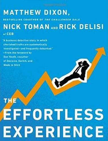 the Effortless Experience book cover