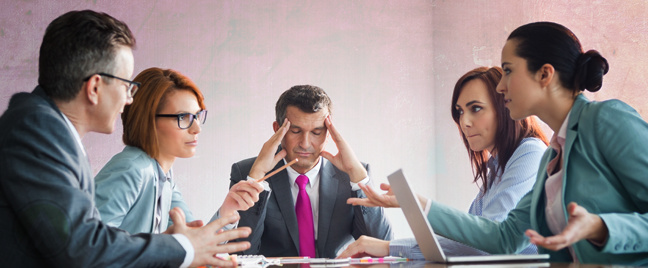 How can call centers recover from bad performance reviews?