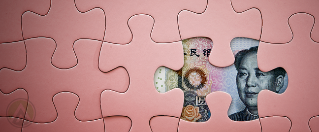 reddish jigsaw puzzle missing piece reveal chinese money